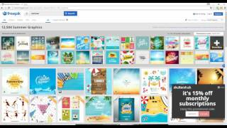 how to download templates from freepik com