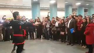 ??? ???? (??????????) ????? ???? ?? ???? ?????? ?? ???? ????? Azeri Dance in Tehran