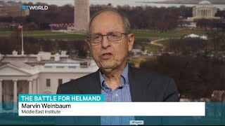 Marvin Weinbaum weighs in on Afghan-Taliban war for the control of Helmand city of Afghanistan