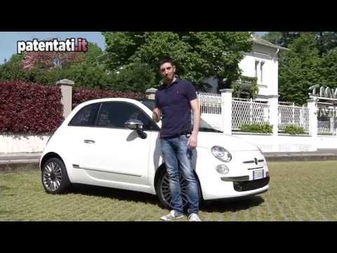 Fiat 500 Cult 0.9 TwinAir Turbo 105 CV - Test drive