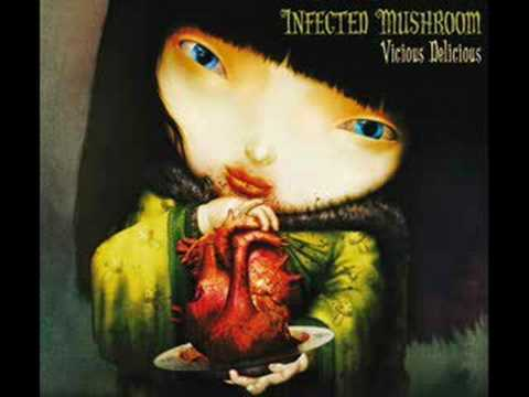 Infected Mushroom - In Front Of Me