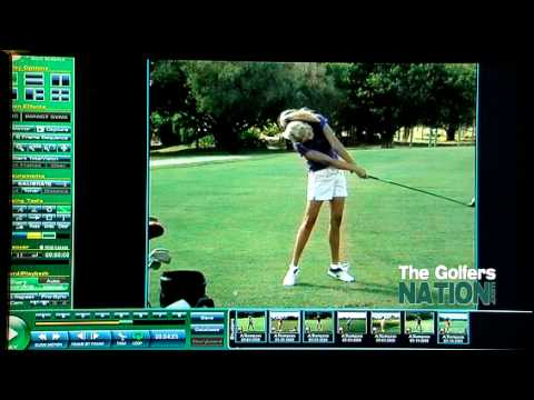 Golf Tips Alexis Thompson Swing Analysis