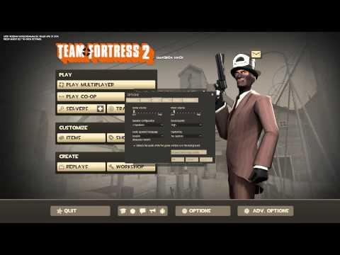 ВЗЛОМ Team Fortress 2. AIM BOT + WH - Ok Video World Wide videos sharings.