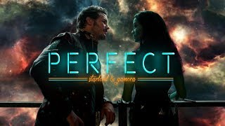 Star Lord and Gamora - Perfect (starmora)