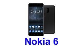 Nokia 6 – Android-смартфон среднего уровня с ценой $250 - Интересные гаджеты