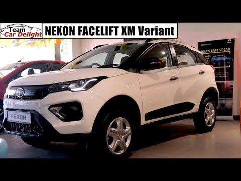 New Tata Nexon XM Model Detailed Walk-around,On Road Price | Team Car Delight