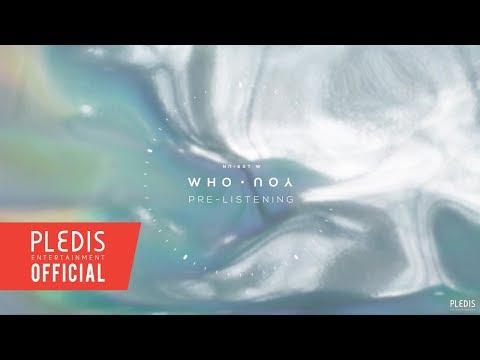 NU'EST W NEW ALBUM 'WHO, YOU' ALBUM PRE-LISTENING
