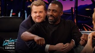 What Does an Idris Elba-James Corden Date Look Like?