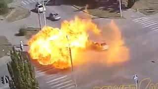 UNREAL CAR EXPLOSION | HILARIOUSLY FUNNY