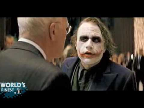 I hated my father, extrait de The Dark Knight, Le Chevalier Noir (2008)