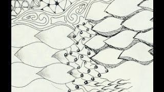 Overby: New Zentangle® Pattern from Jane Dickinson, CZT