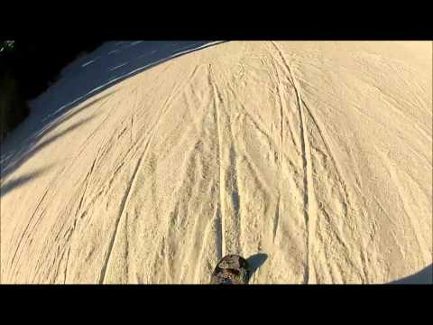 Quinn Winter and Colton Applewhite snowboard movie Crested Butte Colorado