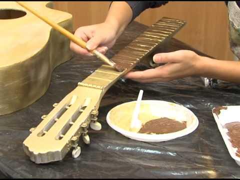Гитара ремонт своими руками фото