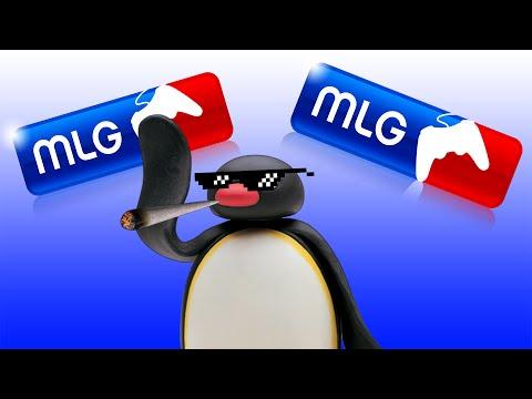 [mlg] Pingu video