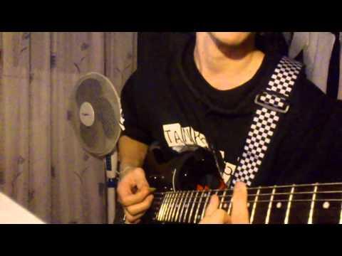Tankcsapda - Nem kell semmi ( guitar cover) *HD (: