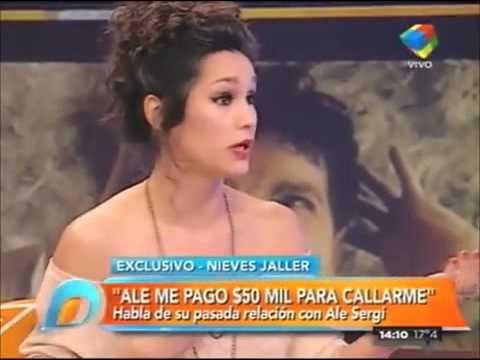 Title: VIDEO PROHIBIDO ALE SERGI Y NIEVES JALLER
