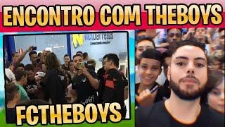 THEBOYS ENCONTRO COM FÃS, RAGE NO MIC, ZOTIEBOY END GAME INSANO