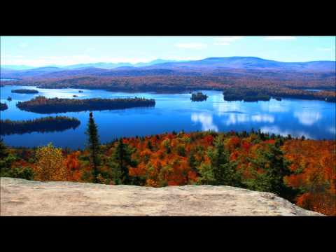 Fall In The Adirondack Forest Preserve