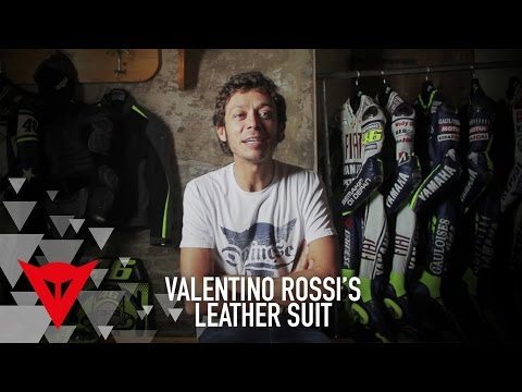 Webisode #2: VALENTINO ROSSI'S LEATHER SUIT