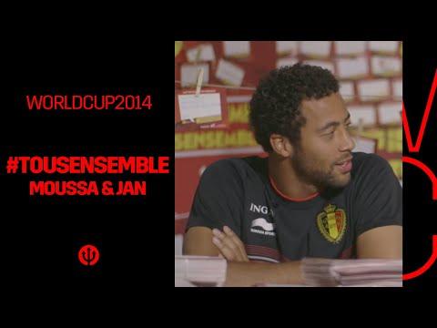 #iedereenmee #tousensemble : Moussa & Jan (Episode 1)
