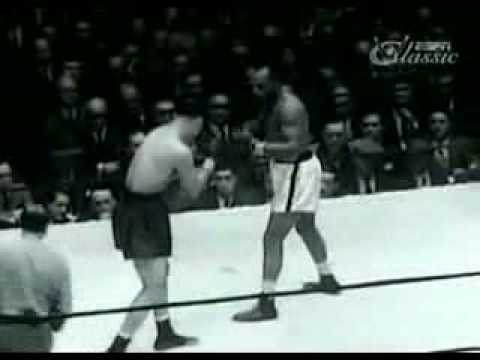 Joe Louis vs Jersey Joe Walcott I Video