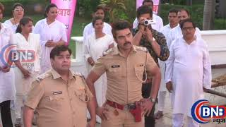 Partners Trouble Ho Gayi Double | On Shoot Location | Funny
