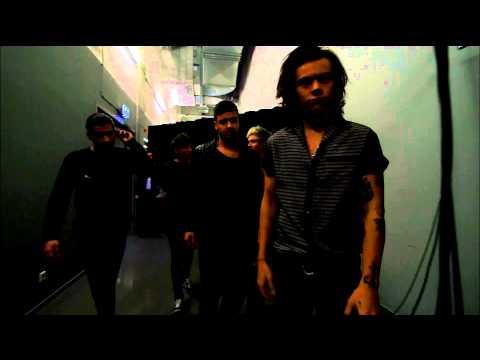 Opkomst van One Direction bij RTL Late Night