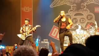 Download Lagu Five Finger Death Punch (5FDP) - live [fanmade] @ 013 Tilburg, 19 June 2017 (second show) Gratis STAFABAND
