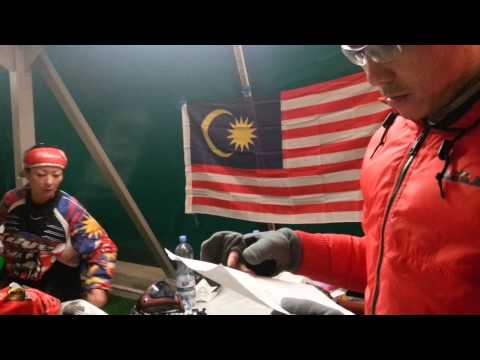 Team Asia Allstars from Malaysia & Singapore - Arena Moscow Paintball Girls Cup 2013 (RUSSIA)