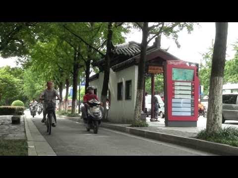 Travel China by Train -Shanghai-Hangzhou-Suzhou HD