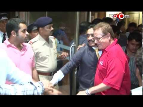 Salman Khan In A Property Dispute video