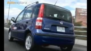 Fiat Panda / Autoexplora TV / Pruebas de manejo