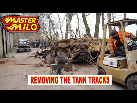 Download Tank track disassembly Type 69-II tank Mp4 baru