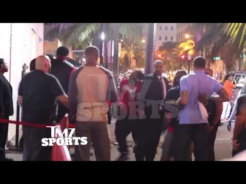 NFL Rookie Mike Evans -- INSANE NIGHTCLUB BRAWL ... Throws Punches at Bouncers