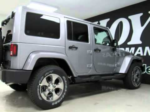 2016 jeep wrangler unlimited sahara lewisville tx youtube