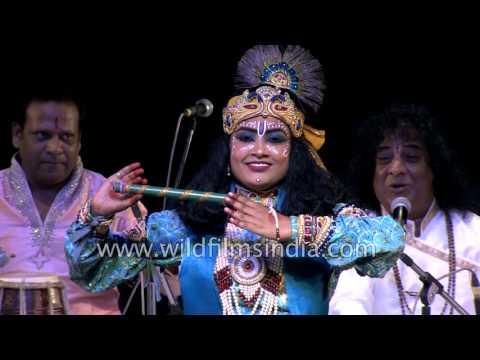 'Gori Kab Tak Nain Churawegi' by famous Bhajan singer Kailash 'Anuj'