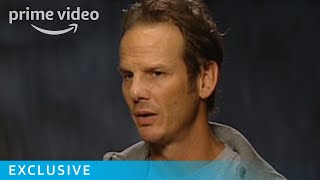 Crazy Peter Berg on directing Hancock - funny interview | Prime Video