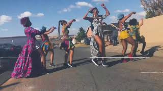 Ciara Dancing To 34 Freak Me 34 Ft Tekno In Soweto