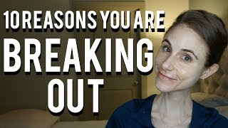 10 reasons why you are breaking out| Dr Dray: Vlogmas Day 17
