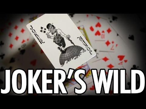 Joker's Wild - CARD TRICK TUTORIAL