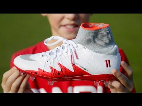 New Neymar x Jordan Boots and Leo skills