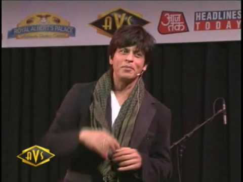Shahrukh Khan live in Atlantic City, NJ