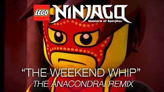 "NINJAGO The Invitation Sneak Peek ""Anacondrai Remix"" Weekend Whip feat AK & The Fold"