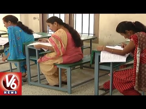 TSPSC Extends Last Date For ASO, VRO Applications | V6 News