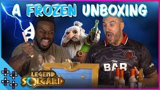 CESARO & AUSTIN CREED team up in LEGEND OF SOLGARD! - UpUpDownDown Plays