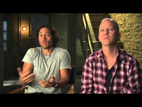 Brad Falchuk & Ryan Murphy 'American Horror Story' Interview!