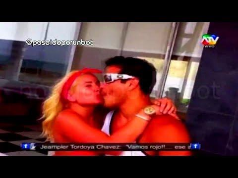 COMBATE: Ernesto y Yamila se Reconciliaron con Beso 02/12/13