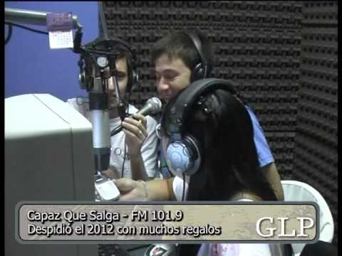 Diego y Andrés en la radio