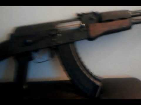 AK-47 PROJECT GUN