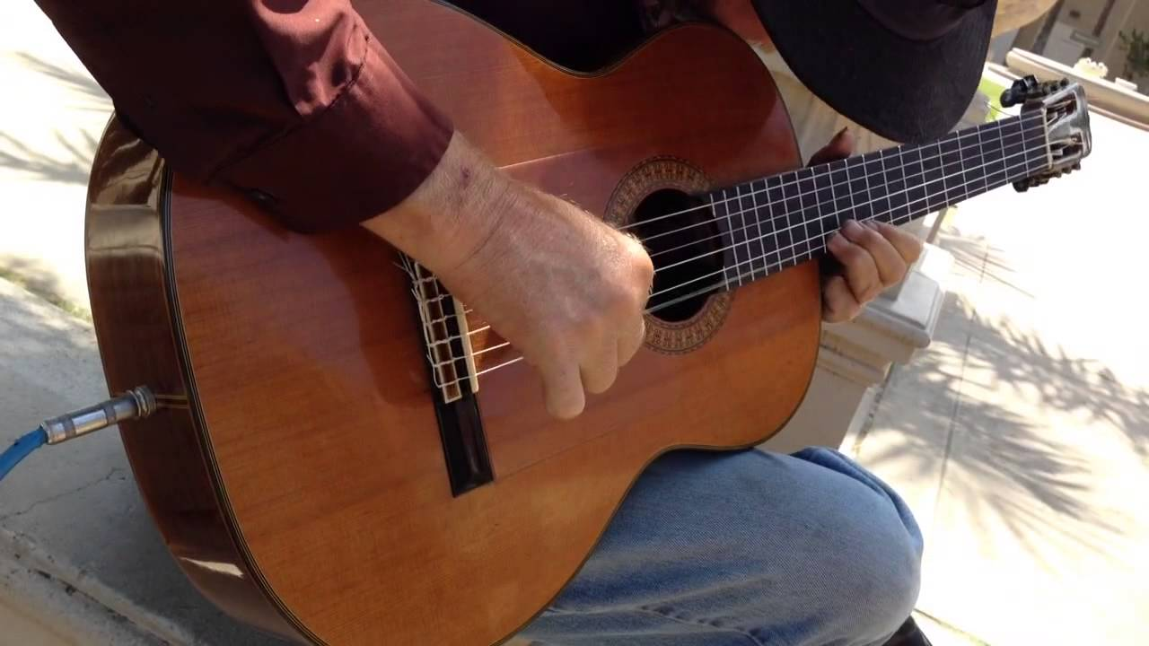 [Flamenco Guitar Playing ! Best in The World !] Video